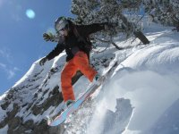Snowboard en Madrid