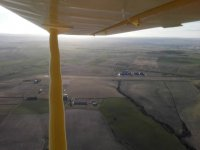Flights through the Central System in ultralight aircraft