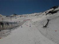 滑雪课 1 小时周末,内华达山脉