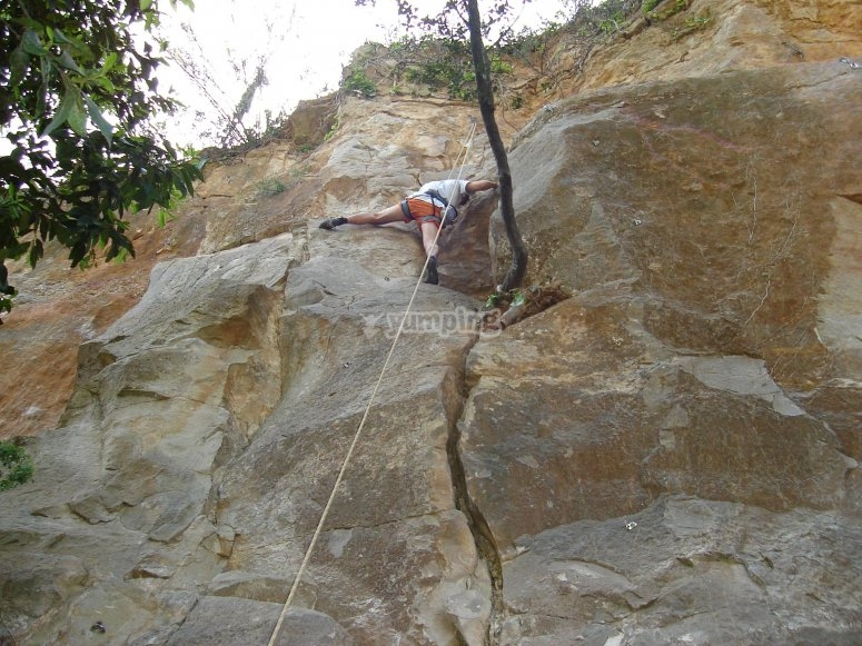 Become a great climber