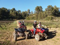 Quad tour with friends