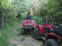 Excursión en ATV