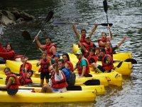 Expediciones en canoa