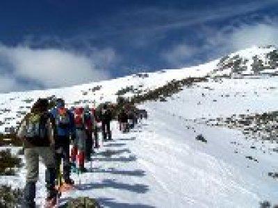 Caliga Activo Raquetas de Nieve