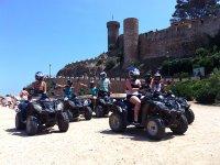 Excursión al Castillo en Lloret de Mar