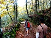 Senderismo en la Sierra de Bejar