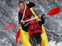 Canoe Routes