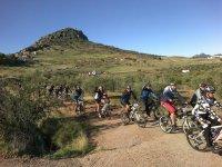 Rutas en bici en Badajoz