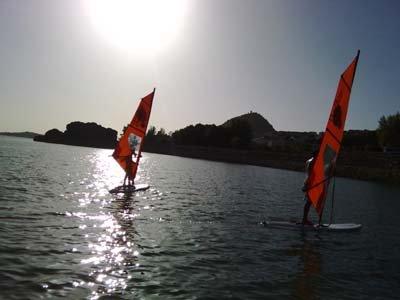 Windsurf 1 ora ad Alange