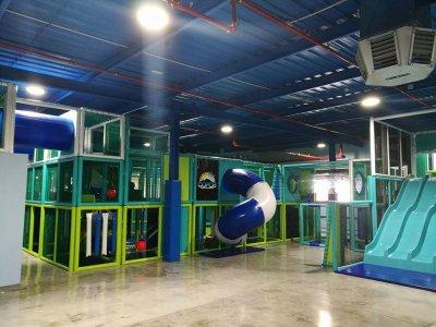 Copos Center Parques Infantiles