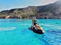 Moto de agua en Mallorca