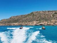 Ruta por Mallorca en moto de agua