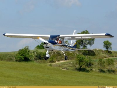 Pilot a Light Aircraft in Alcocer de Planes, 1h