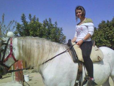 Horse Route in La Mata Alicante - 1 hour
