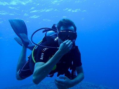 Curso Open Water Diver en San Pedro del Pinatar