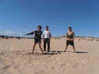 lezioni di kite surf