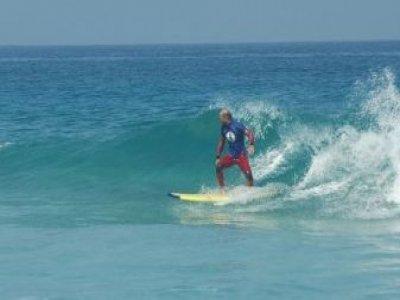Corso di surf a Corralejo. 5 giorni