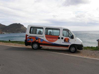 Ruta en furgoneta Cabo de Gata 1 jornada y comida