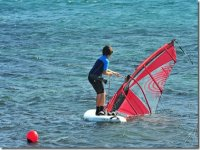 Kid s windsurf