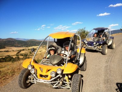 One hour Buggy tour on Cerdanya