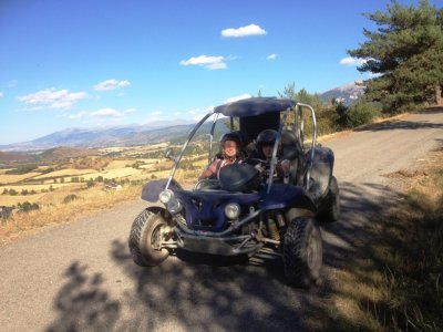 2 hour Buggy tour on Bellber de Cerdanya