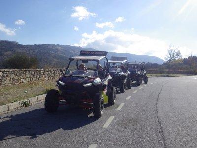Ruta en buggy Valle de Genal Alto para 4 personas