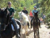 itinerarios a caballo