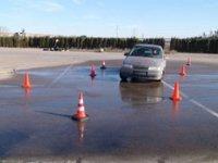 Cursoos de conduccion en mojado