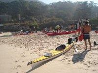 Kayak da mare