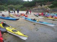 Pronti per una giornata di kayak