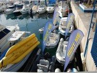 Nuestros kayaks y embarcaciones