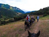Rutas a caballo Las Espendillas