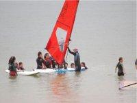 Practica el windsurf con nosotros
