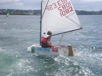 Light sailing boats