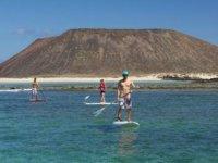 Paddle a Fuerteventura