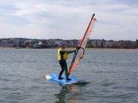 Iniciandose en windsurf