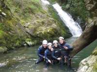 Canyoning in Sella River- Difficult Level
