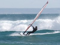 Windsurf en Galicia