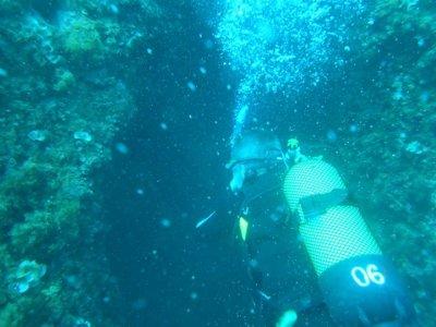 Advanced Open Water Boadilla inmersiones en mar
