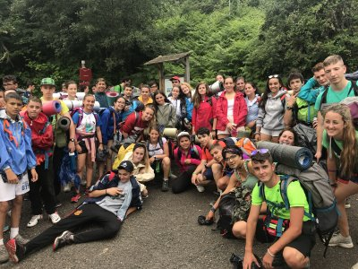 360 Camp Campamentos de Inglés