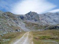 strada rocciosa