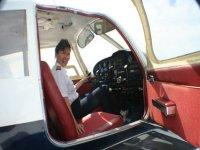Foto de la piloto