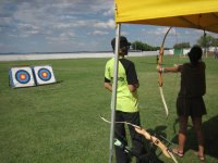 Archery in Huerta
