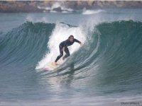 Lezioni di surf a Cobreces, un mese