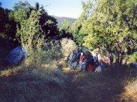 Senderismo con acampada