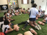 A group workshop