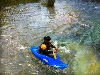 Kayak en río Cabriel. Niños menores de 10 años