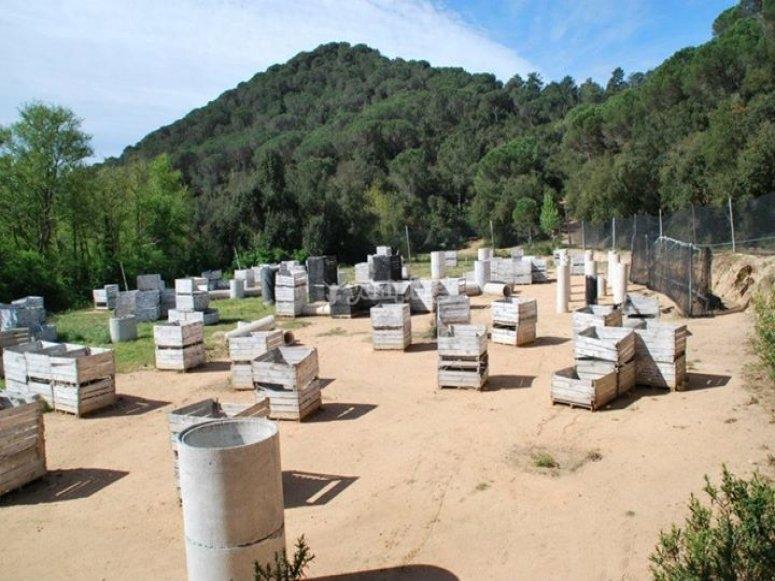 Imagen del campo
