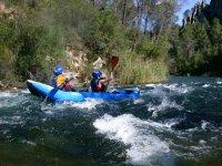 Kayak en río Cabriel, tarifa de adultos 1h 30min