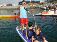 以及桨冲浪监视器